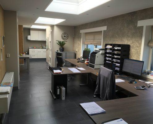 Het Nieuwe Kantoor : Het nieuwe kantoor aannemersbedrijf iterson b v